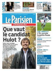 PIB en el periódico Le Parisien del 8 de mayo 2016