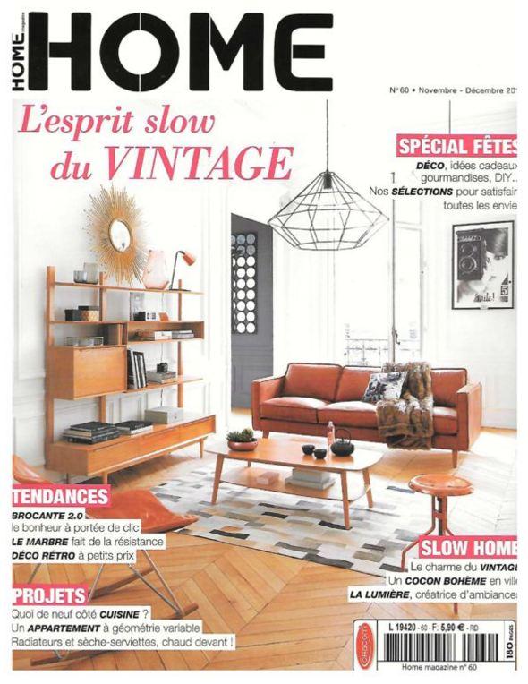 Home Magazine noviembre-diciembre 2015