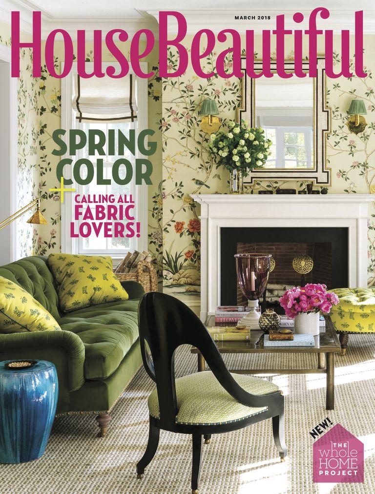 House Beautiful Marzo 2018