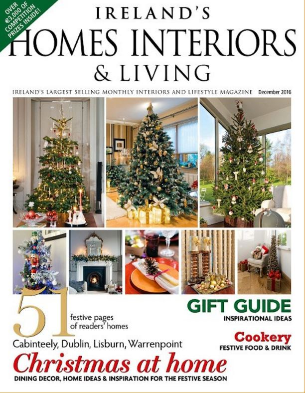 Ireland Homes Interiors and Living Diciembre de 2016