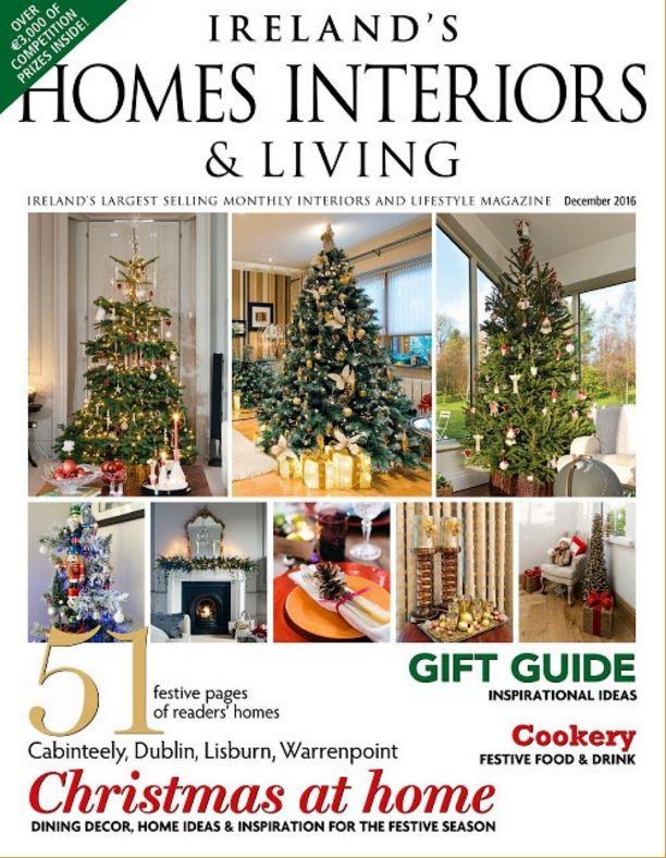 Ireland Homes Interiors and Living Diciembre de 2016