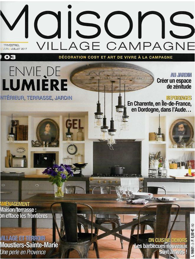 Maisons Village Campagne Junio 2017