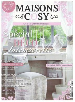 Maison Cosy febrero 2016