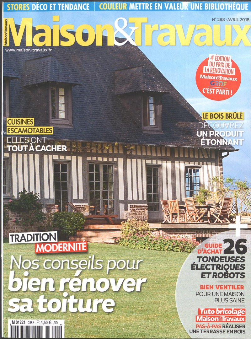 Maison et Travaux April 2018
