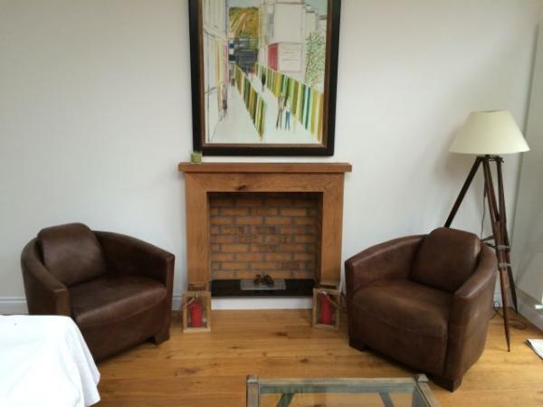 Estamos encantados con nuestros sillones de barón rojo. ¡Gracias!