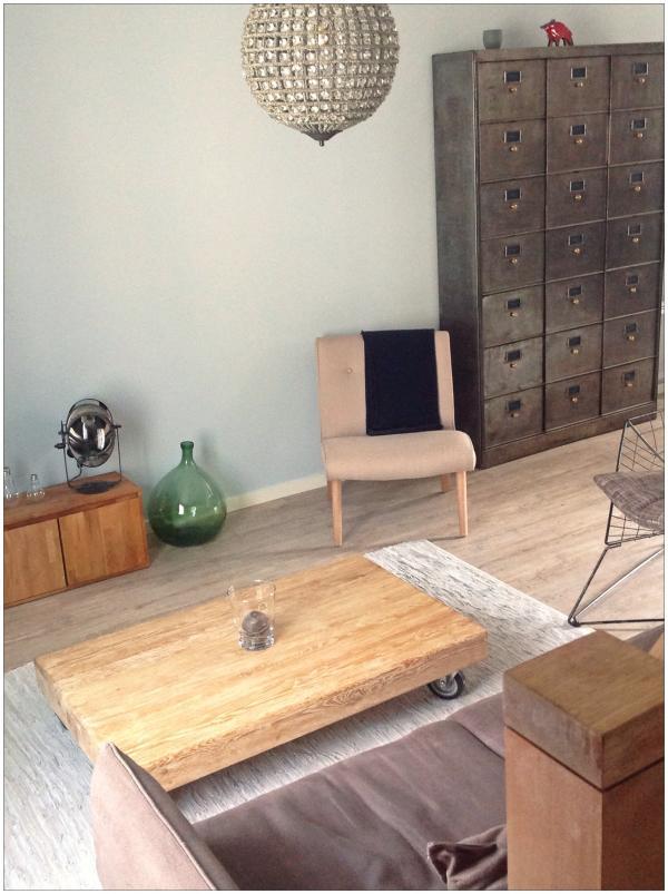 Uso el sillón Northern Vintage para traer un toque de calidez escandinavo