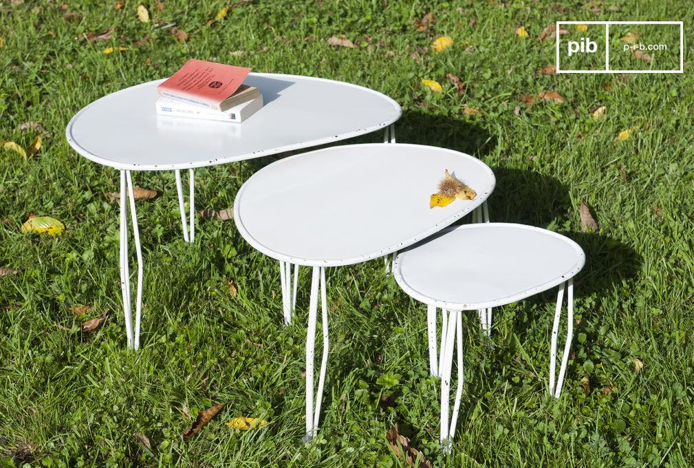 Mesa de centro tripoli tres pr cticas y hermosas mesas pib for Mesas de centro bonitas