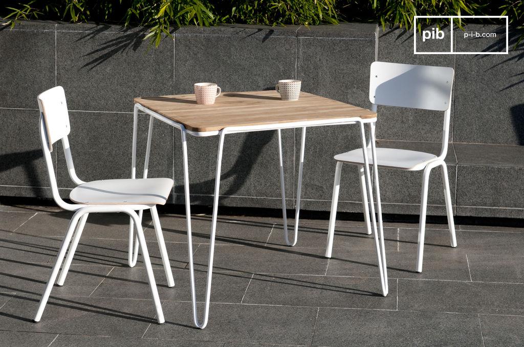 Mesa de comer espace solidez y elegancia pib for Mesas comedor escandinavas