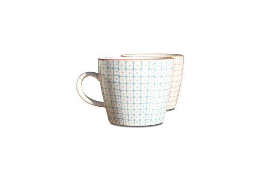 6 tazas de porcelana Brüni Clipped