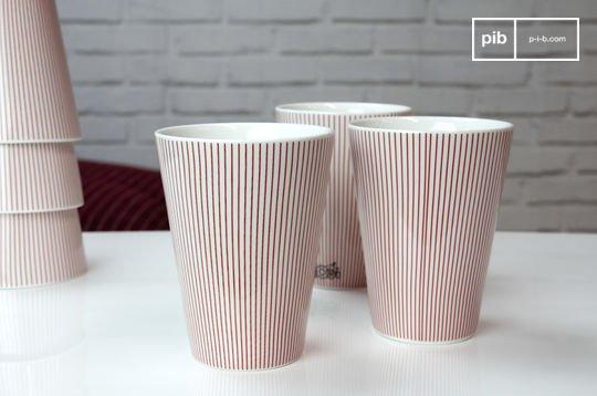 6 tazas Teli