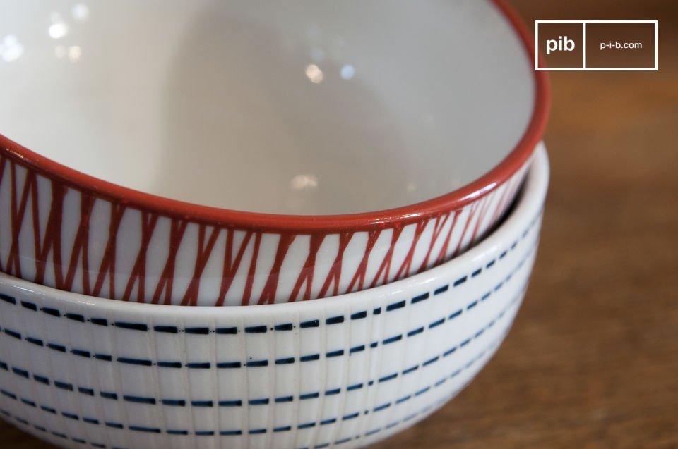 Las 6 tazones Grite le darán un toque del diseño escandinavo a su desayuno