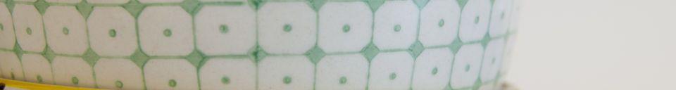 Descriptivo Materiales  6 tazones pequeños Brüni