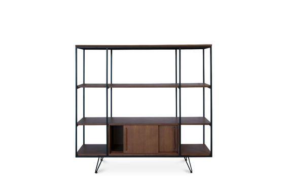 Amplio estante y armario Ramatuelle Clipped