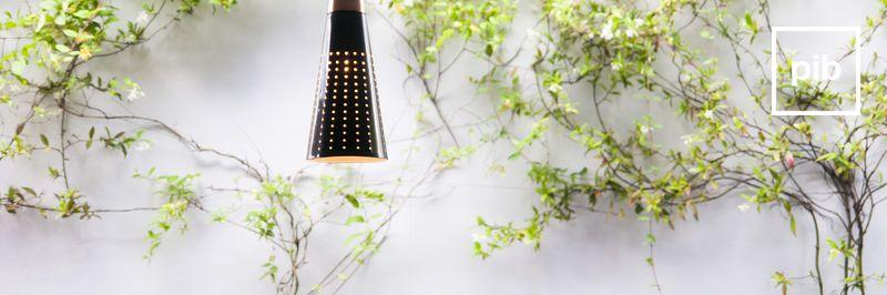 Antigua colección de lámparas de techo modernas de diseño escandinavo