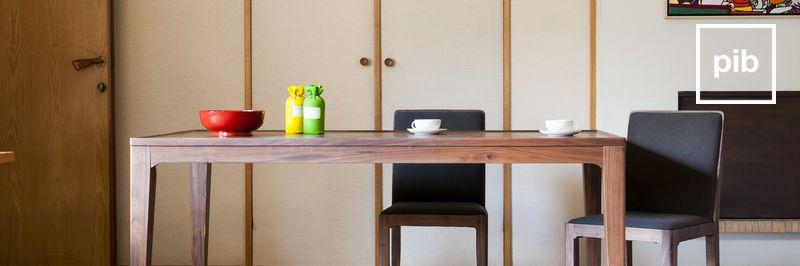 Antigua colección de mesas de salon modernas estilo escandinavo