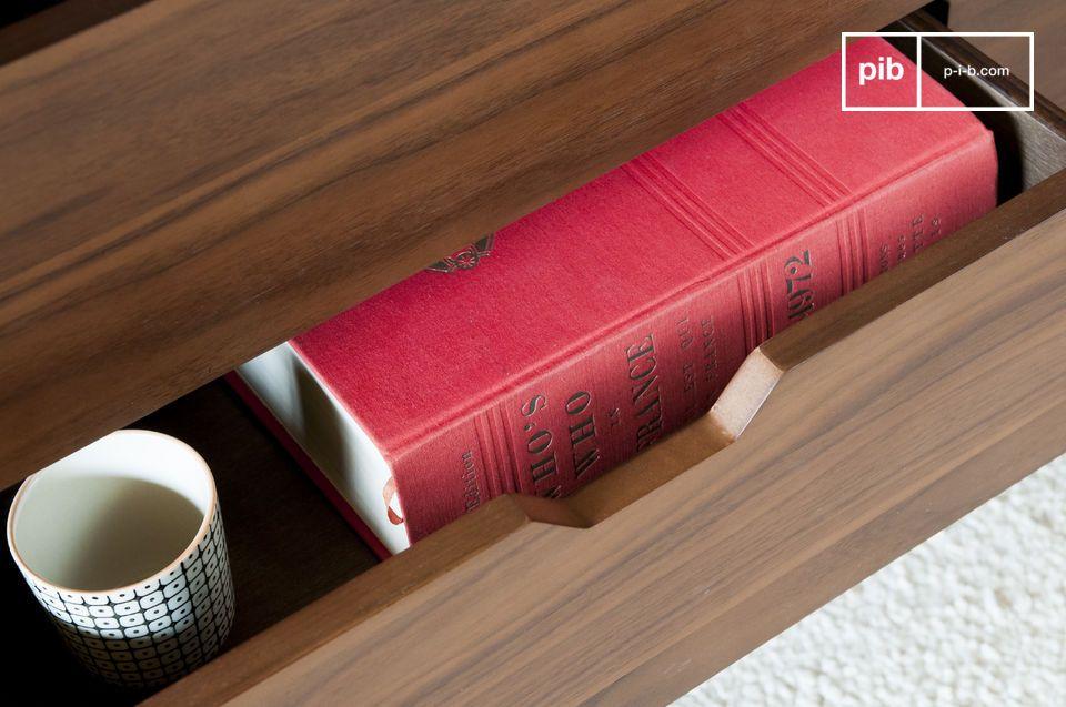 En diseños de interiores con acentos vintage y en una decoración más contemporánea
