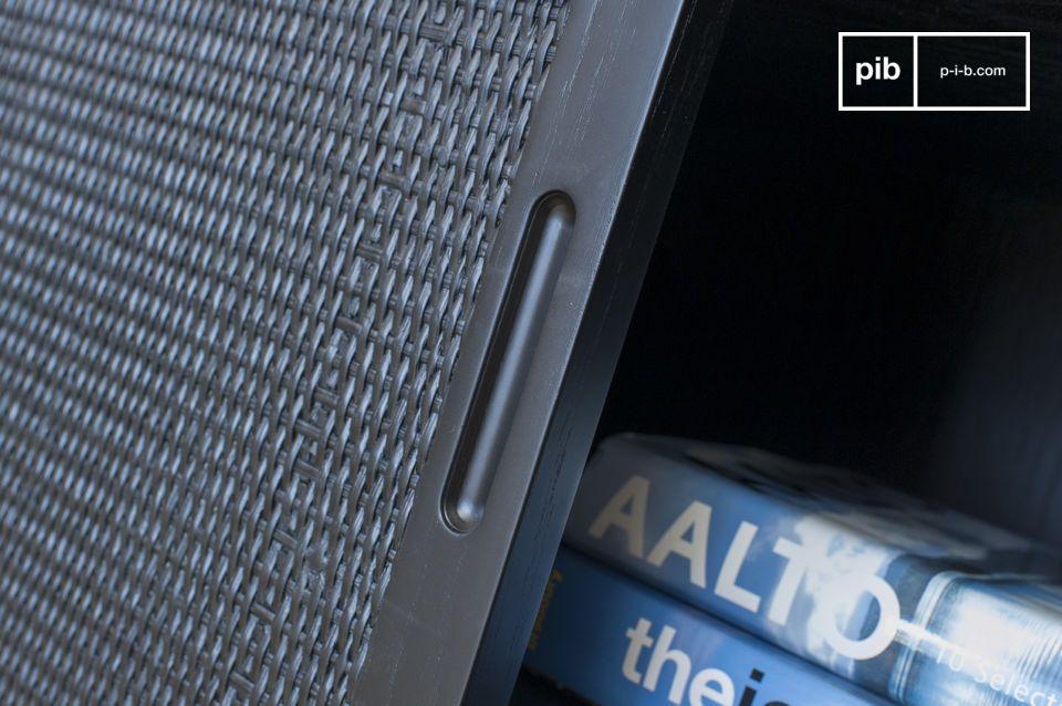 Práctico, el armario invita a repensar el orden con sus puertas correderas