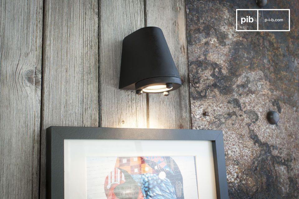 Tanto en interiores como en exteriores, para una iluminación elegante y discreta