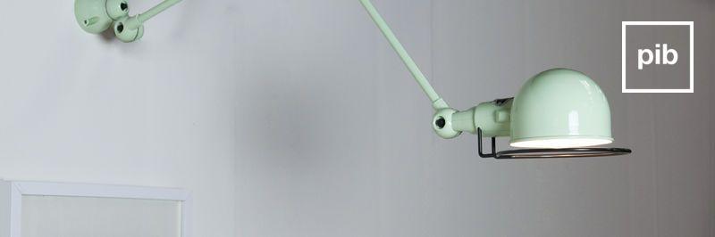Apliques de diseño escandinavo pronto de nuevo en la colección