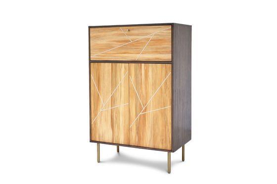 Armario de madera Linéa Clipped