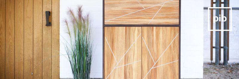 Armarios de madera maciza