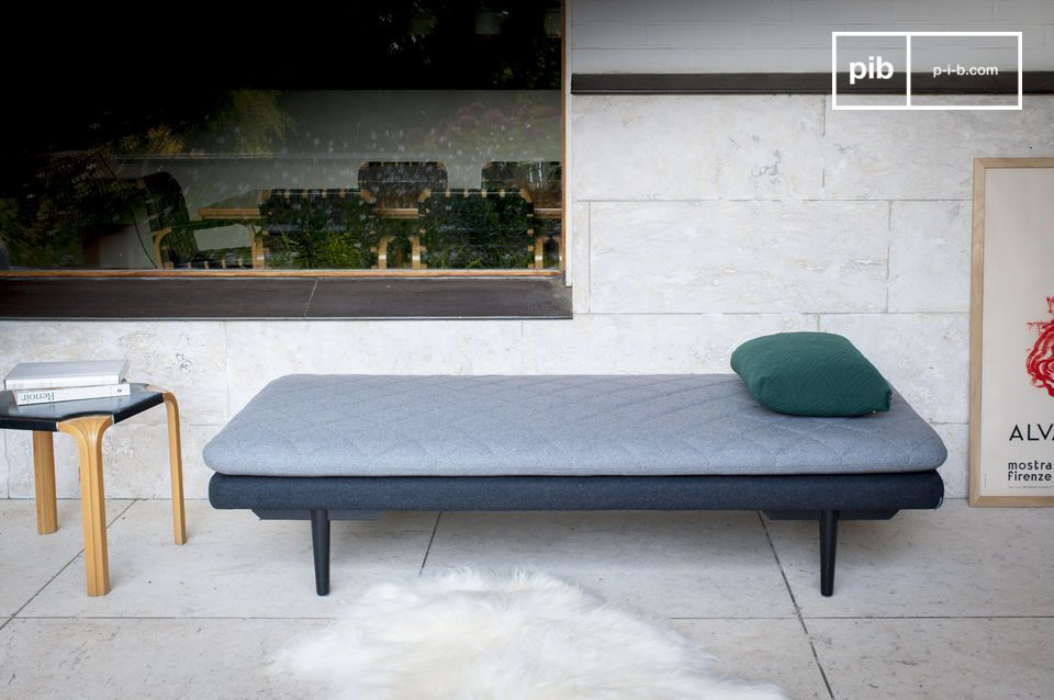 Asiento cómodo, Diseño atemporal, Estilo minimalista