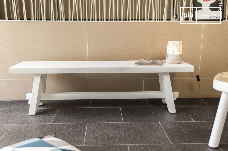 El banco Pyka un diseño escandinavo luminoso que se ajustara perfectamente a cualquier interior