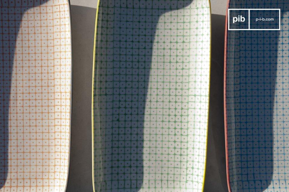 Bandejas con diseño nórdico
