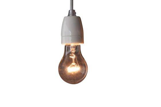 Bombilla Deco Edison de 25 vatios Clipped