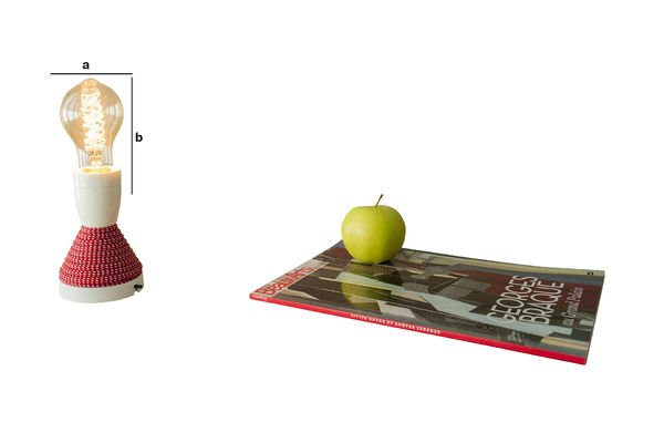 Dimensiones del producto Bombilla decorativa