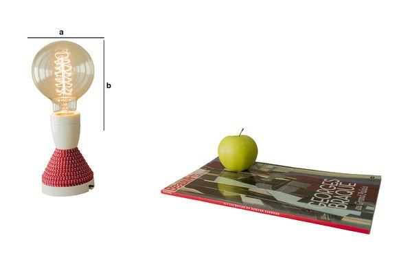 Dimensiones del producto Bombilla decorativa Globe