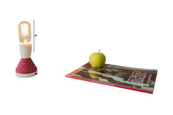 Dimensiones del producto Bombilla decorativa oval