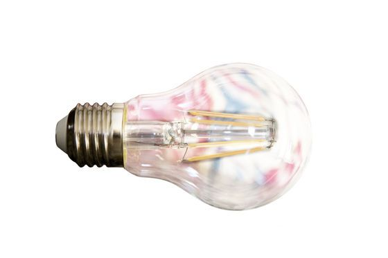 Bombilla LED de 6cm de filamento vintage Clipped