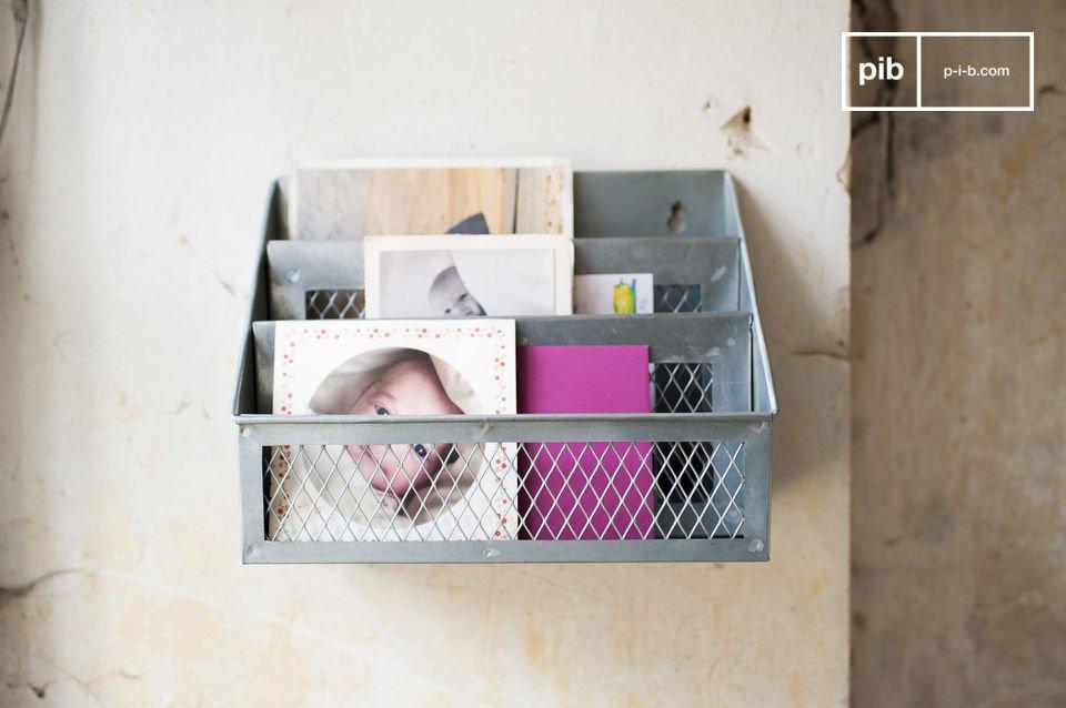 El buzón Sabir es un accesorio que le permitirá finalmente organizar su escritorio y al mismo