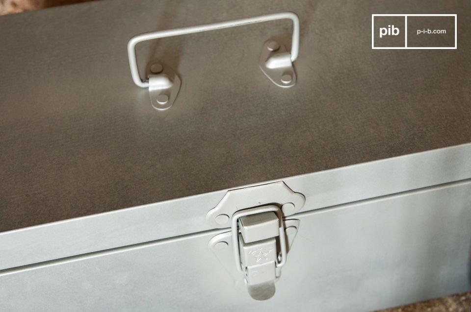 La caja de almacenamiento O\'Toole es un accesorio de almacenamiento que es muy práctico y dará a