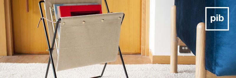 Cajas y cestas escandinavas vintage pronto de nuevo en la colección
