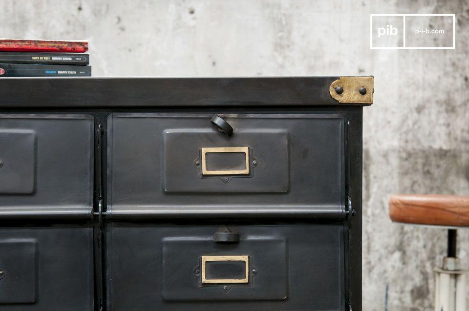 Autentico diseño industrial vintage