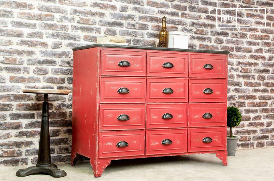¿Por qué la cajonera Brighton es un mueble de almacenamiento esencial?