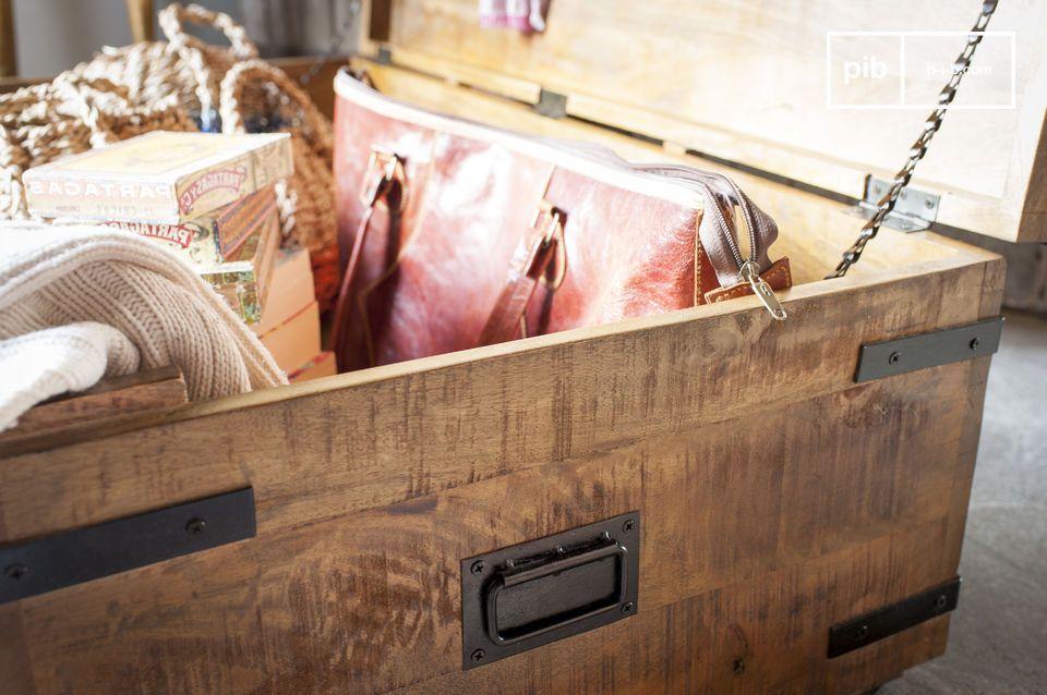 Inspiradas en los baúles de almacenamiento tradicionales