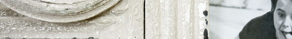 Descriptivo Materiales  Combinación de 7 cuadros blancos