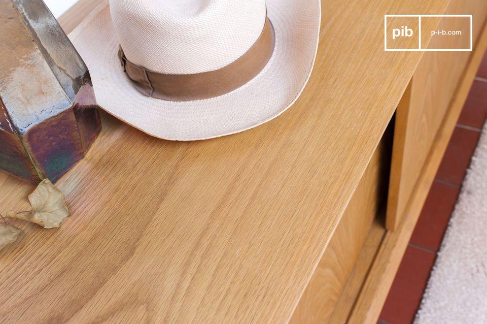 Los acabados vintage hacen que Fiska forme parte de la tradición de la decoración de la posguerra