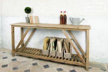 Consola de madera Cadynam