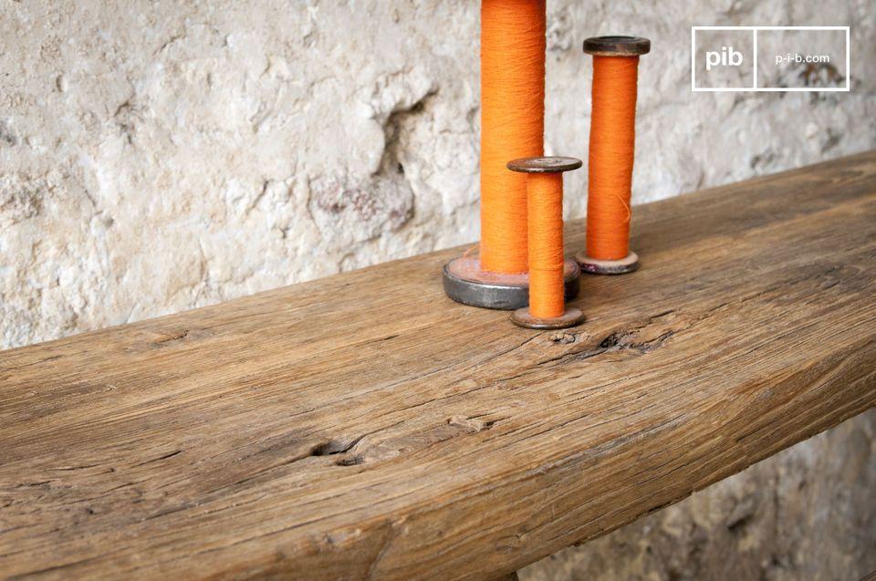 La plataforma Vizzavona se puede integrar no sólo en un interior elegante vintage
