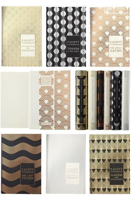 Diseños de cubiertas de libros de Penguin