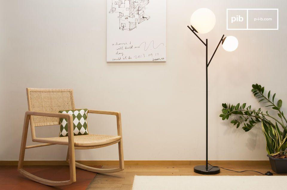 Sus líneas elegantes y atemporales le permitirán integrarse fácilmente en todos los interiores