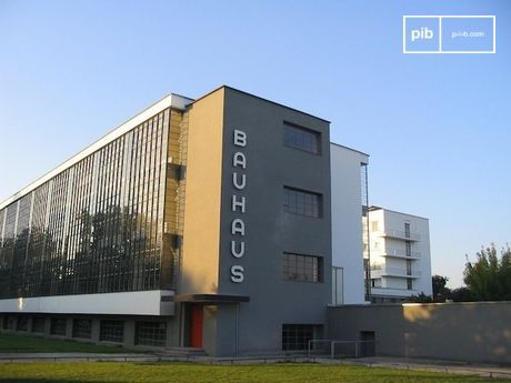 Edificio principal de la Bauhaus