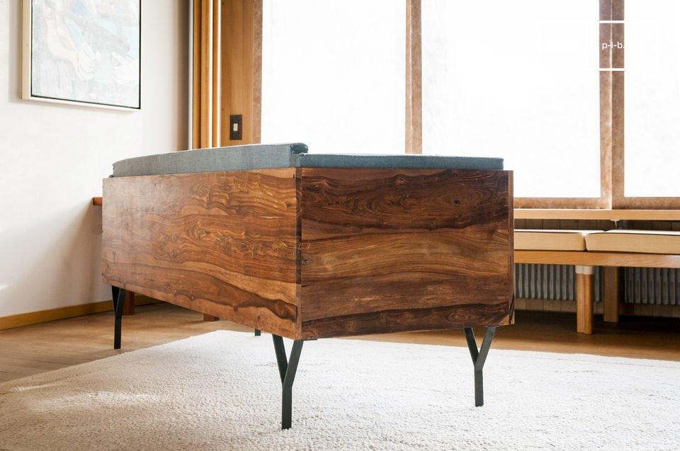 El banco Mabillon traerá un soplo de decoración escandinava vintage a su salón