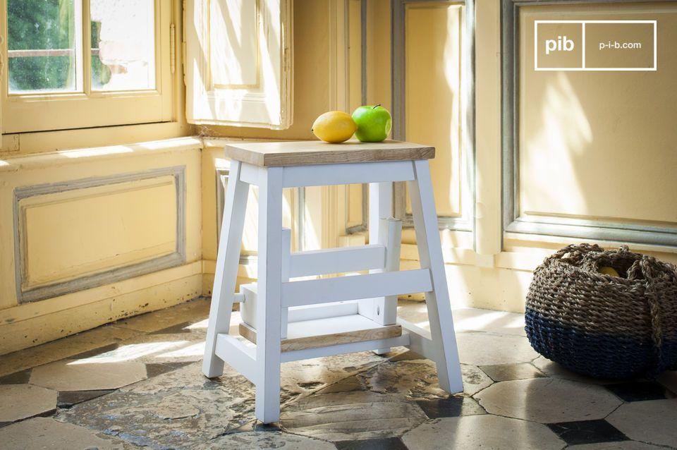 Un mueble pequeño, práctico y estético