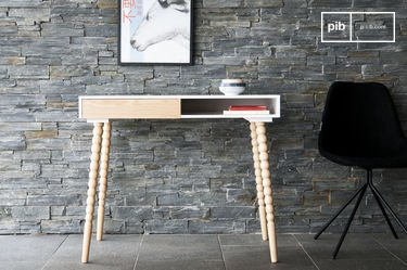 escritorio Katalina con cajón