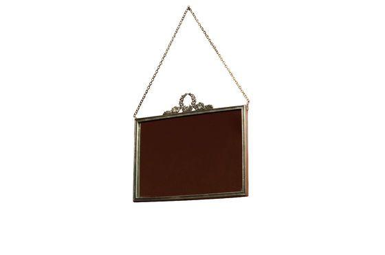 Espejo Flèche de Bronze Clipped